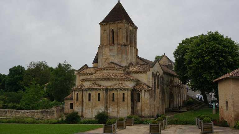 St Hilaire kerk in Melle
